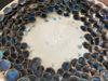 Afbeeldingen van Grote schaal met schelpen