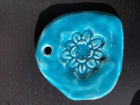 Afbeeldingen van Label van keramiek nr 3.